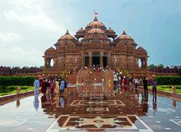 Swaminarayan Akshardham Temple delhi tour package