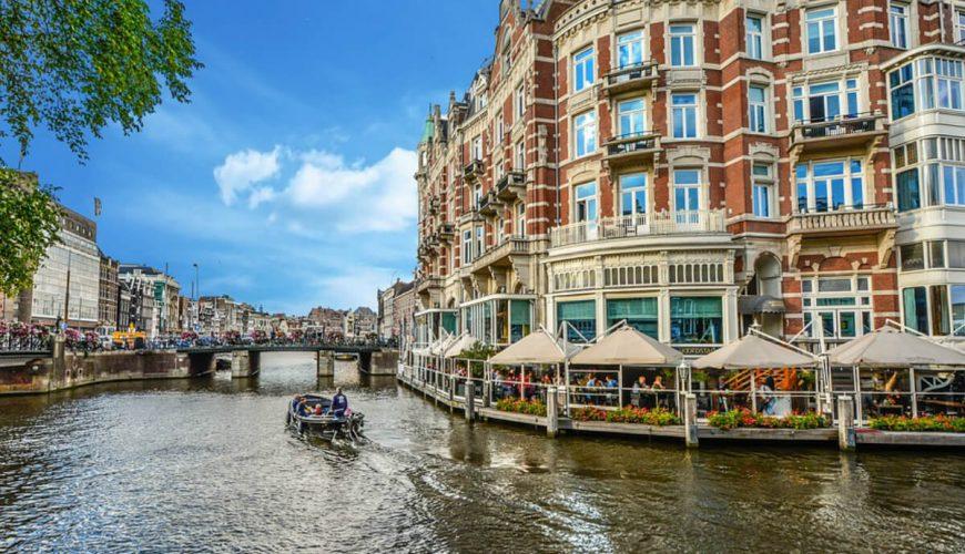 Amsterdam Boat Canal holiday trips