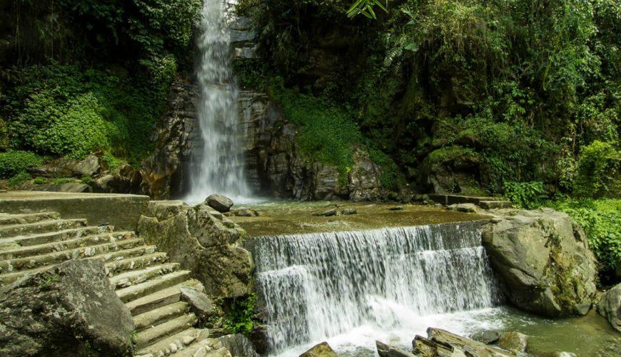 Ban Jhakri Falls Gangtok Sikkim