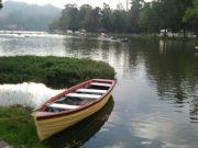 Boating in Kodaikanal lake
