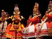 Krishnanattam kerala