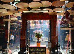 Man Mo Temple hong kong travel package