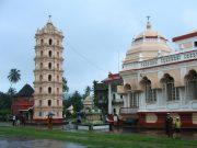 Mangeshi Temple goa