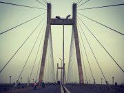 Naini Bridge Allahabad