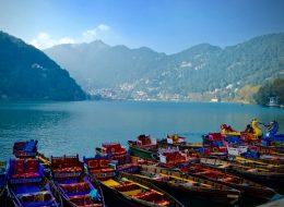 Naini lake nainital honeymoon package
