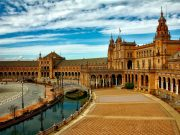 Plaza espana seville tour package