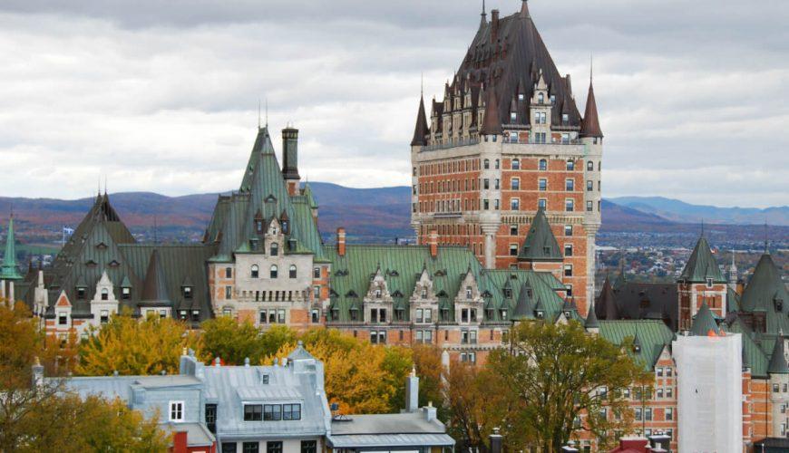 Quebec City Area canada