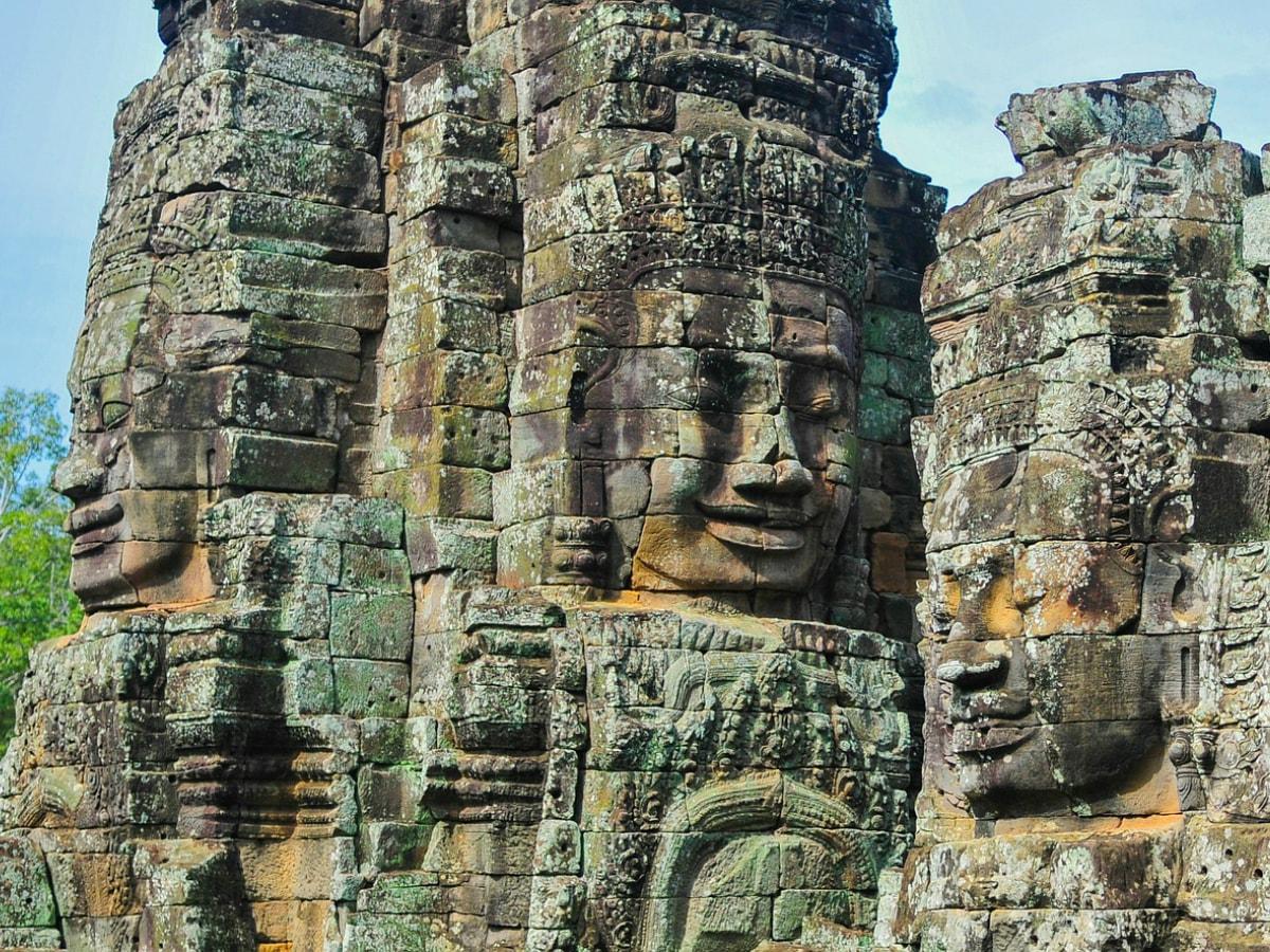 Day 1 : Arrive Siem Reap