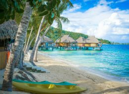 bora bora beach leisure
