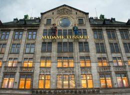 madam tussaud museum