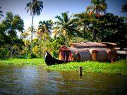 water boat kerala