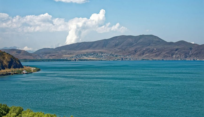 Armenia Lake Sevan