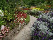 Butchart Botanical Garden
