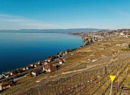 Geneva Lake Vaud Switzerland