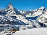 Gornergrat Matterhorn