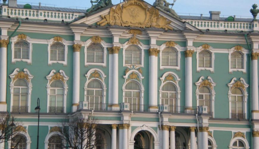HERMITAGE tour package
