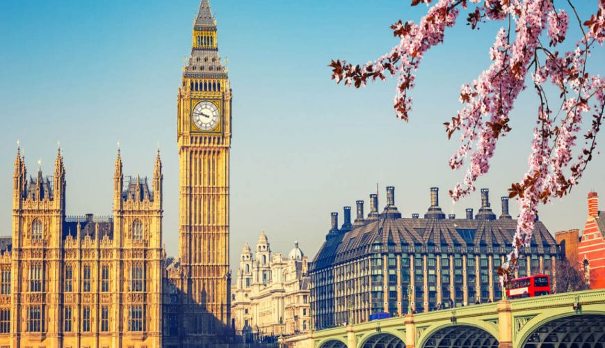 London Paris trip package
