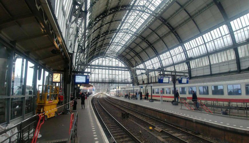 Paris to Amsterdam tour package