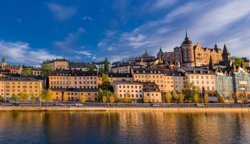 STOCKHOLM Sweden tour package