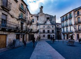 Siguenza Castilla Spain