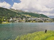 St Moritz Panoramic