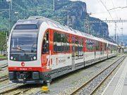Switzerland Central Railway