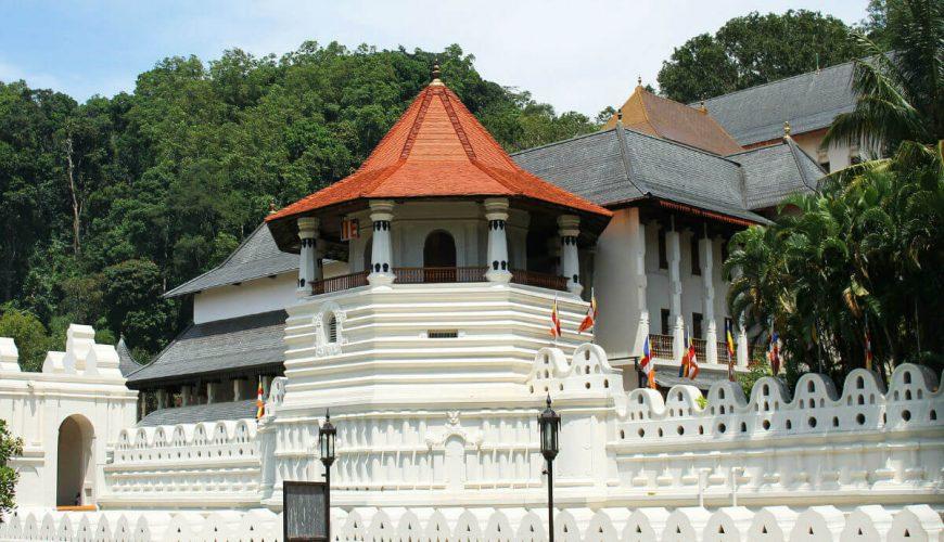 Temple in srilanka