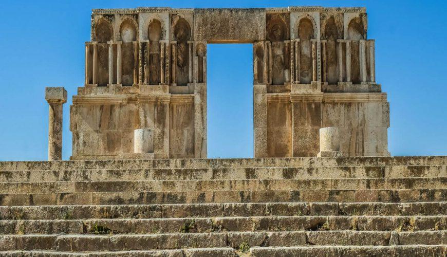 amman citadel ancient