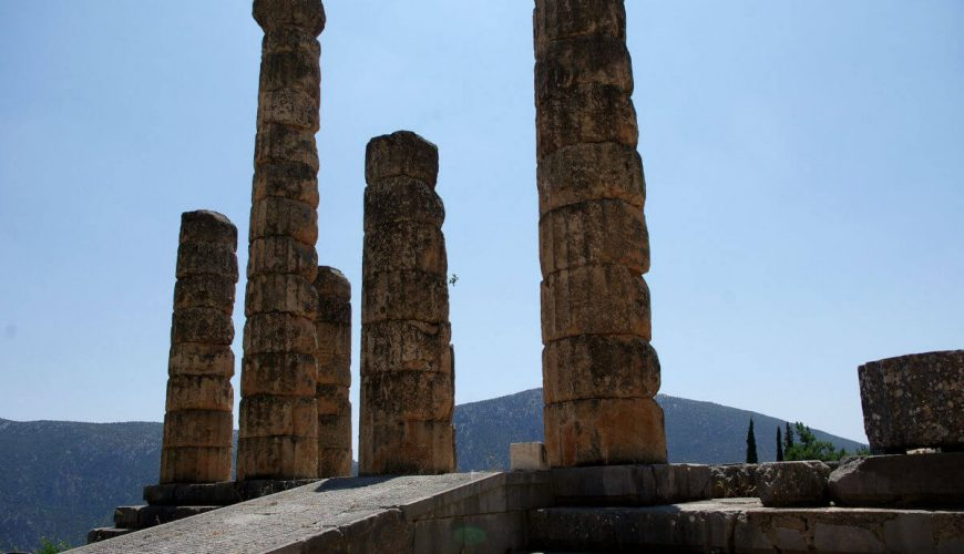 delphi greece package