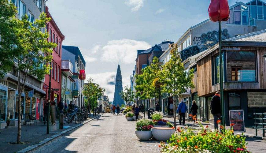 iceland city tour package