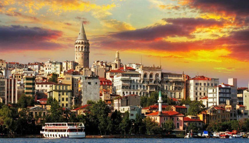 istanbul turkey city tour