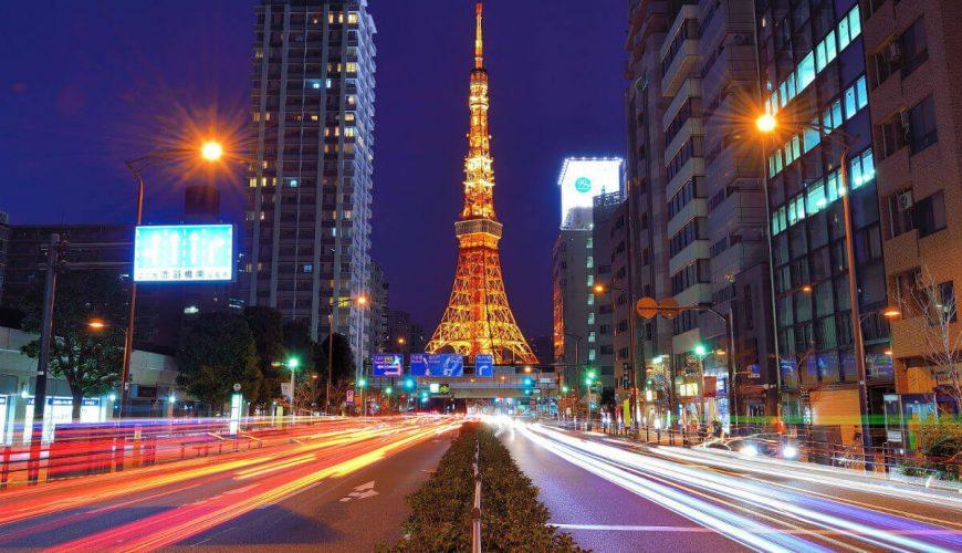 tokyo tower korea