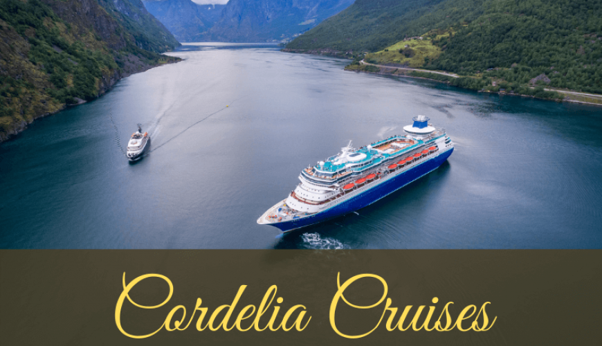 Cordelia Cruise Ship Trip